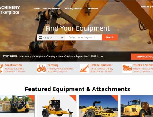 Machinery MarketPlace