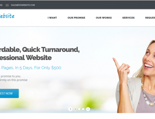 555 Website